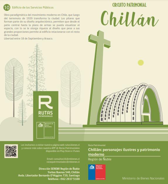 Circuito Urbano Patrimonial Chillán