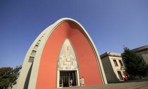 Church at Chillan Chile