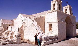 Oasis del Desierto de Atacama- San Pedro y Chiu Chiu-Lasana